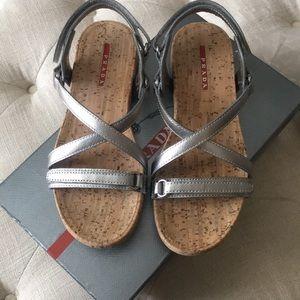 Prada sport sandal
